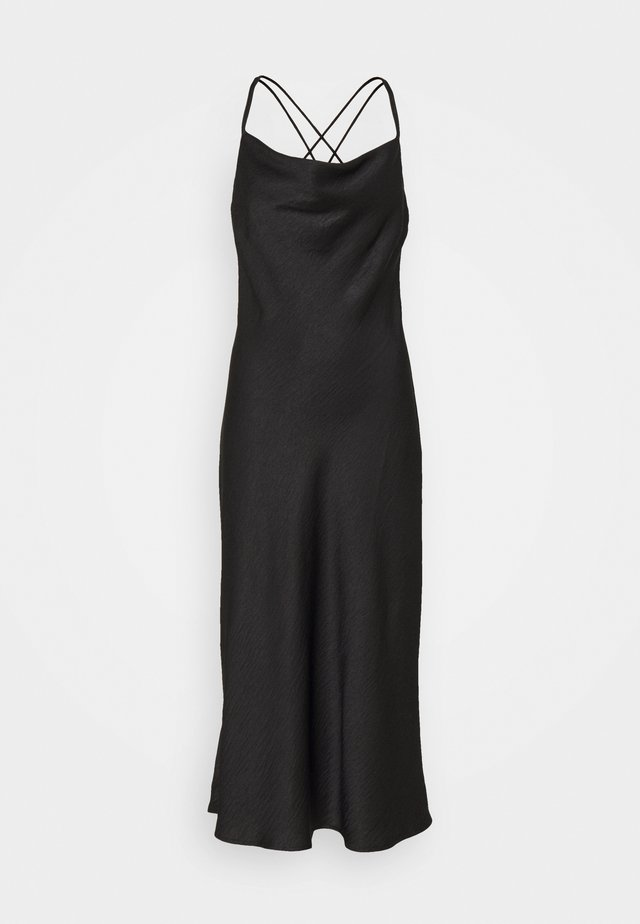 VMCENTURY OPEN BACK DRESS - Gallakjole - black