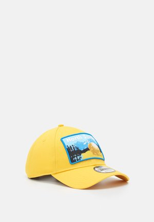 USA PATCH - Cap - yellow