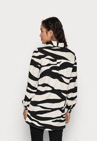 VILA PETITE - VIOMINA - Button-down blouse - black - 2