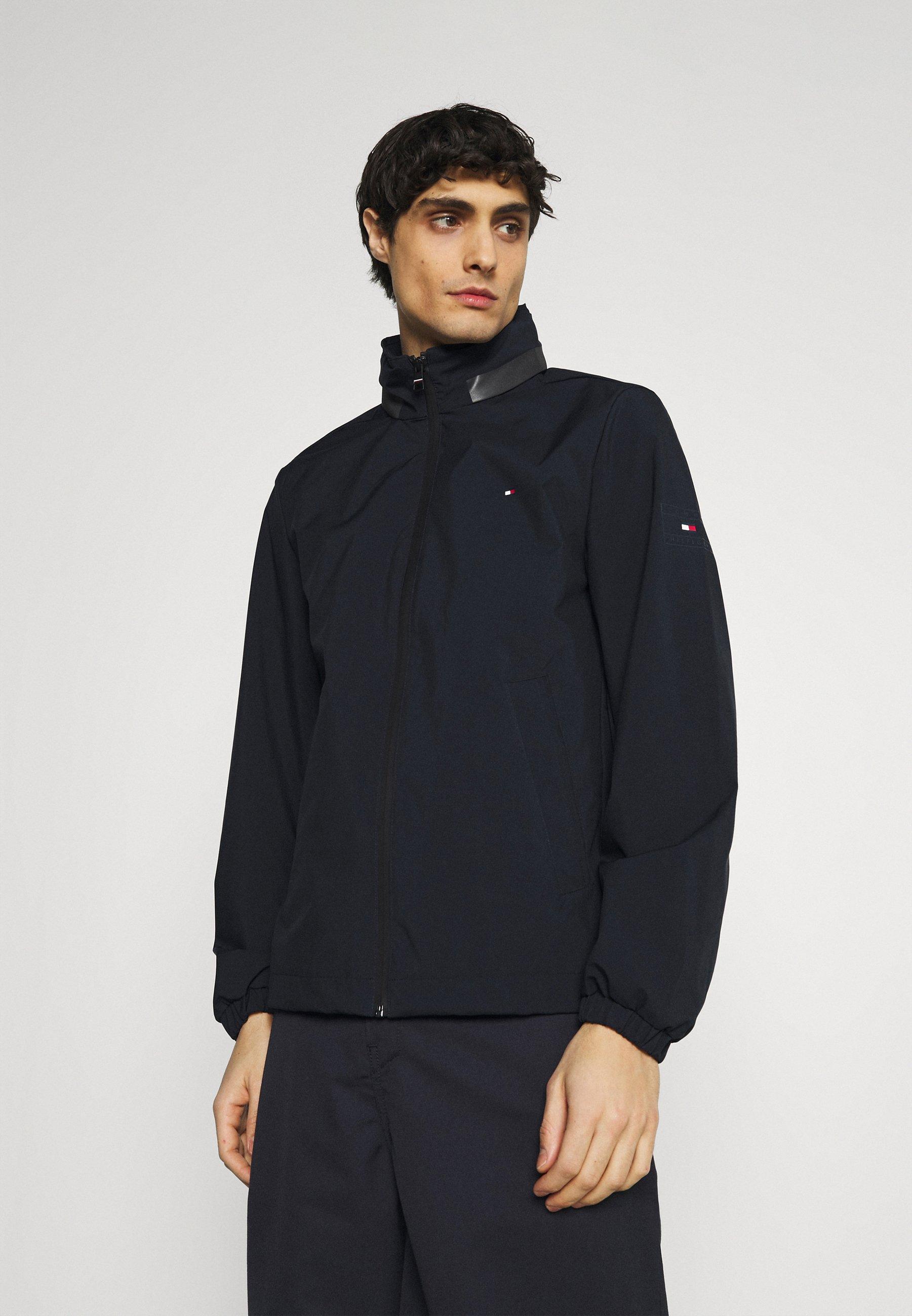 Men STAND COLLAR JACKET - Summer jacket