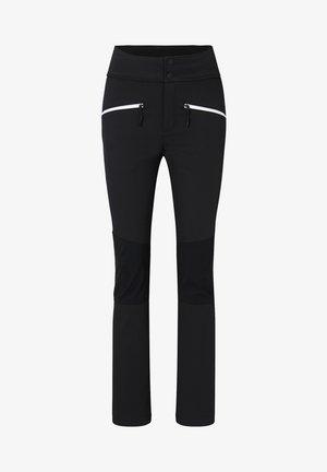 AMBER - Snow pants - schwarz