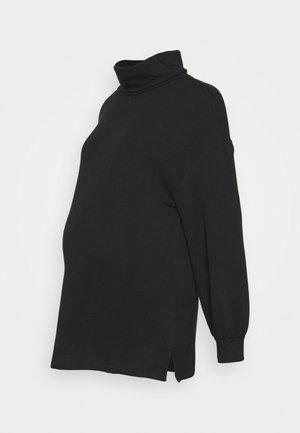 BABY TERRY - Sweater - true black