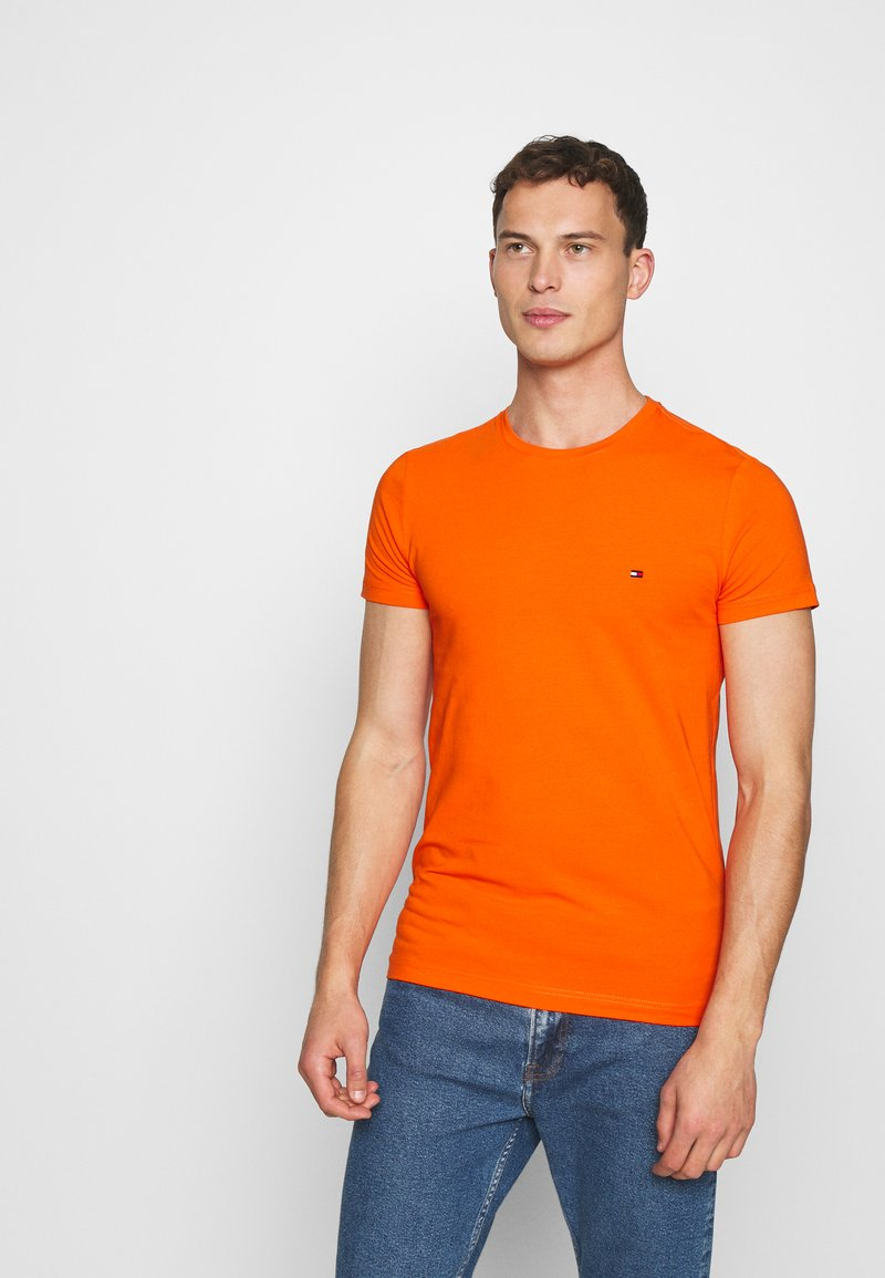 Tommy Hilfiger - T-shirt basic - orange