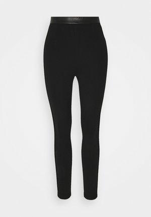 VIVALAS - Leggings - Trousers - black