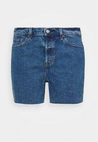 Levi's® Plus - 501® ORIGINAL SHORT - Denim shorts - charleston erosion - 3