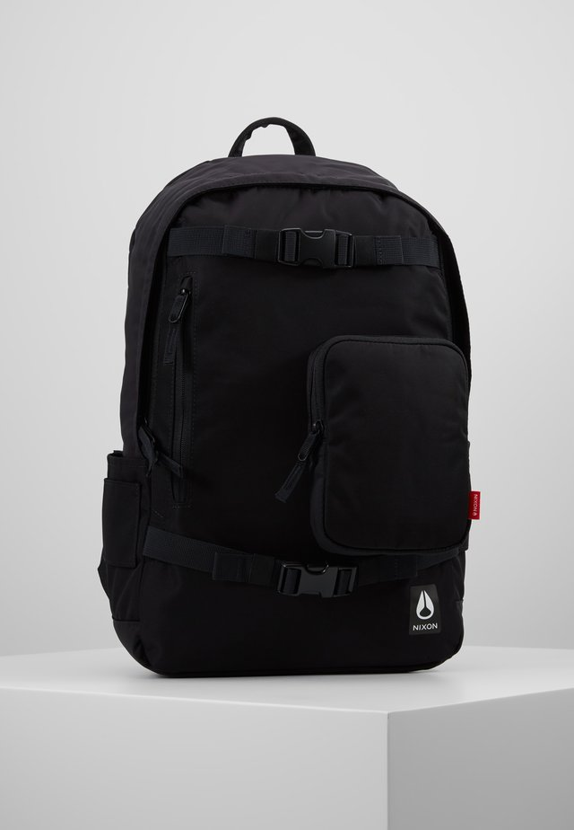SMITH BACKPACK - Rugzak - all black