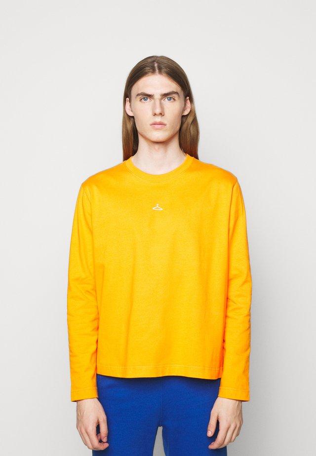 HANGER LONGSLEEVE - Longsleeve - orange