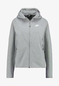 Nike Sportswear - Bluza rozpinana - grey heather/white - 3
