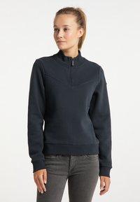 ICEBOUND - Sweatshirt - dunkelmarine - 0