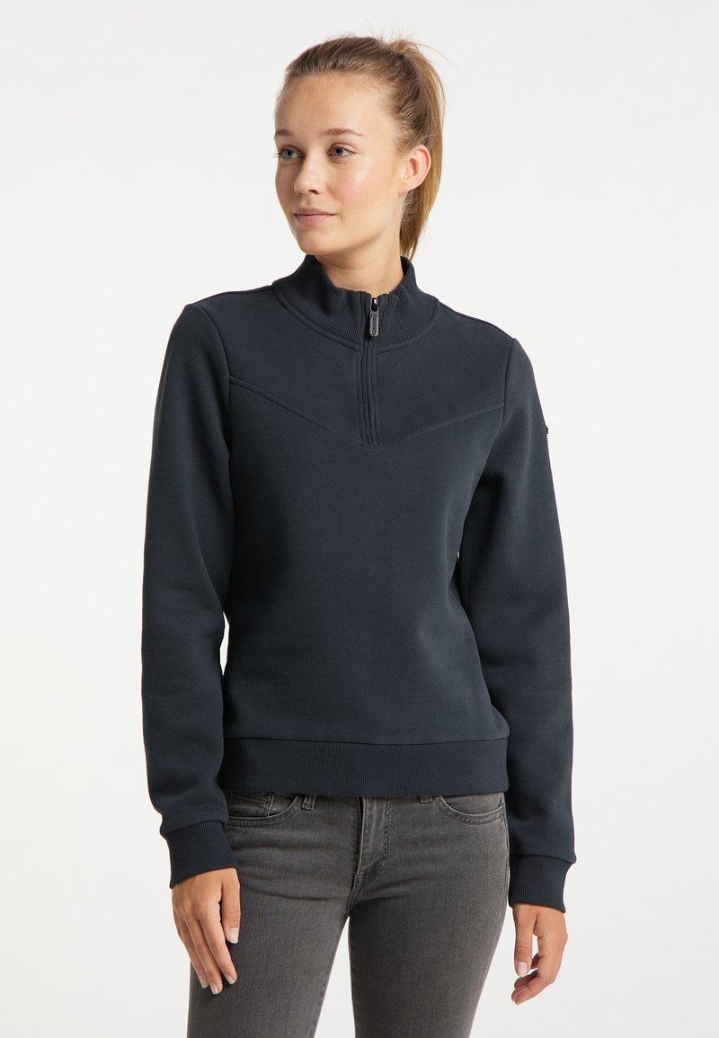 ICEBOUND - Sweatshirt - dunkelmarine