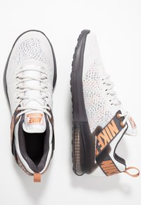 Nike Performance - ZOOM DOMINATION TR 2 - Sports shoes - platinum tint/metallic copper/thunder grey/off noir - 1