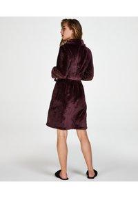 Hunkemöller - Dressing gown - red - 1