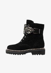 Alma en Pena - Lace-up ankle boots - black - 1