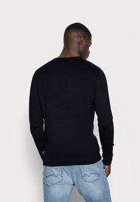 Jack & Jones - JJEBASIC  - Pullover - navy blazer - 2