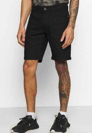 COPENHAGEN  - Denim shorts - deep black