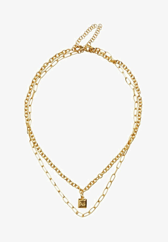 POPEA - Necklace - gold