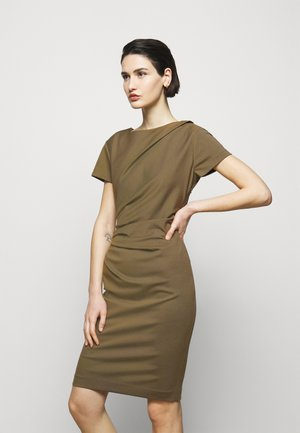 IZLO - Shift dress - sea turtle