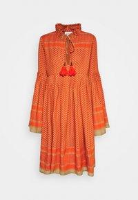 CECILIE copenhagen - SOUZARICA - Day dress - orange - 4
