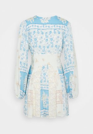MIXIN IT UP MINI - Day dress - sky combo