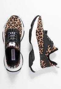 Steve Madden - MATCH - Sneaker low - brown - 3