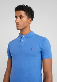 Polo Ralph Lauren - SLIM FIT MODEL - Polo - dockside blue - 4