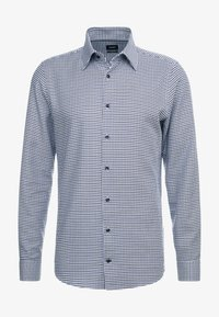 JOOP! - PYKE SLIM FIT - Camicia elegante - black/dark blue/white - 4