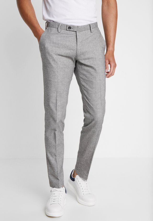 CIBRAVO - Pantalon classique - light grey