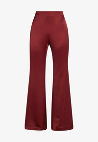 Pedro del Hierro - FLOWING TROUSER - Trousers - reds - 3