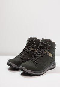 Lowa - LOCARNO GTX MID - Hiking shoes - anthrazit - 2