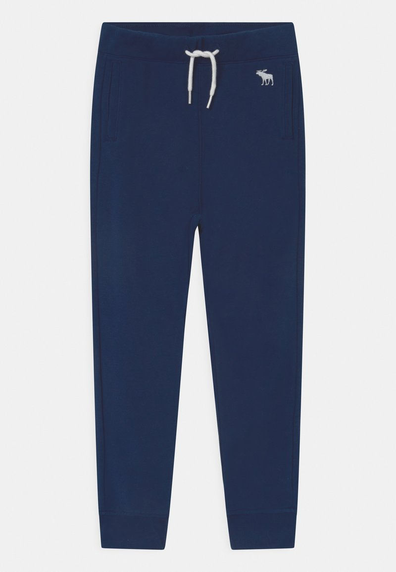 Abercrombie & Fitch - ICON - Tracksuit bottoms - estate blue