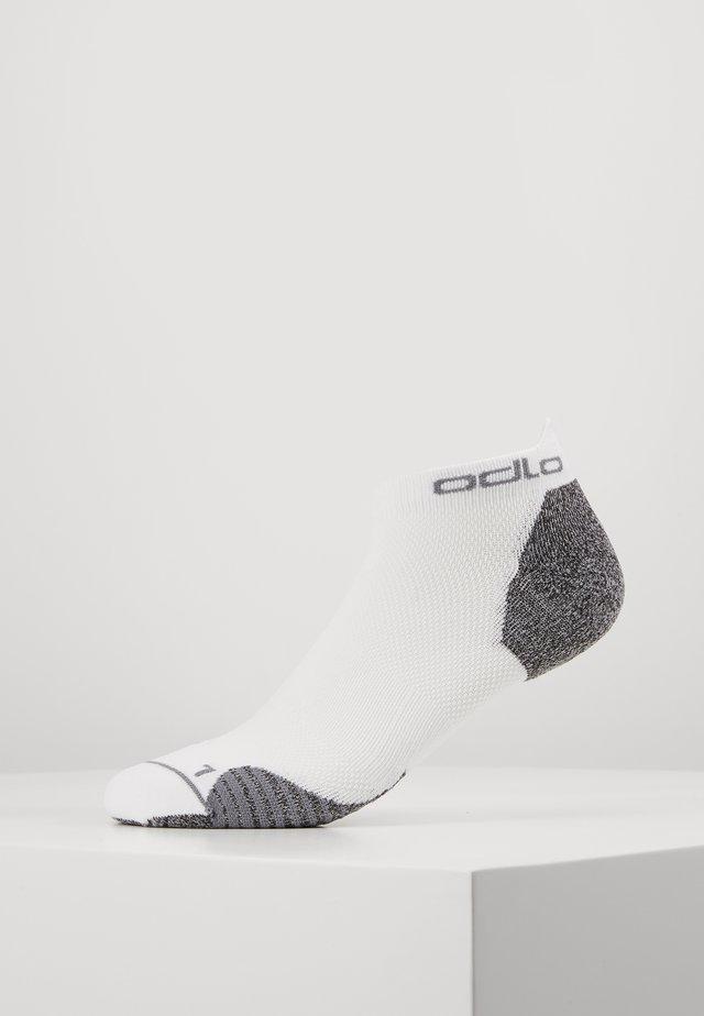 SOCKS LOW CERAMICOOL - Sportovní ponožky - white