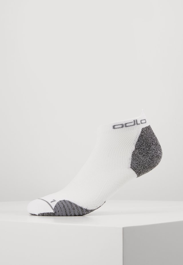 SOCKS LOW CERAMICOOL - Sportsocken - white