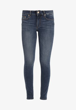 UP DIVINE - Jeansy Skinny Fit - denim blue
