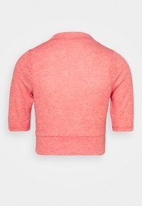 The North Face - VYRTUE CROP - Print T-shirt - horizon red heather - 1