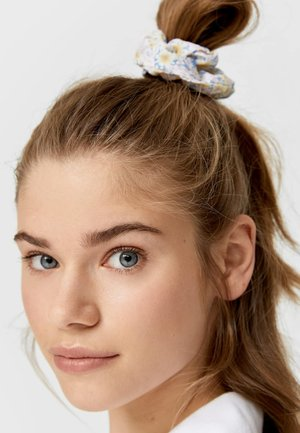 3ER-SET  - Hair styling accessory - white