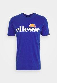 Ellesse - PRADO - Triko spotiskem - blue - 4