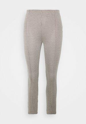 PANTS - Trousers - camel