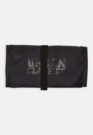 COSMETIC POUCH FESTIVAL - Across body bag - black