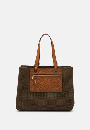 CECILYA SUSTAINABLE TOTE - Bolso shopping - night forest
