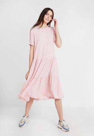 PIA MIRAM DRESS - Day dress - pink nectar