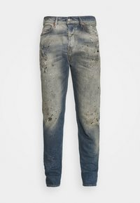 Diesel - D-VIDER - Relaxed fit jeans - medium blue - 4