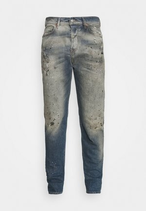 D-VIDER - Jeans baggy - medium blue