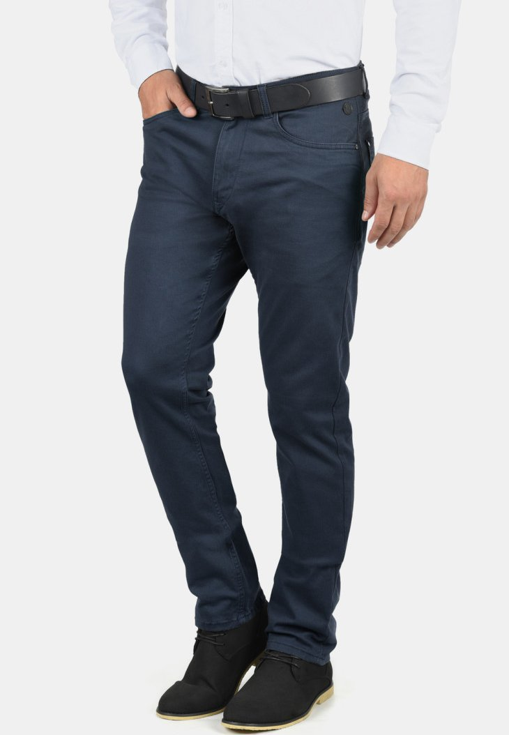Blend - SATURN - Trousers - navy