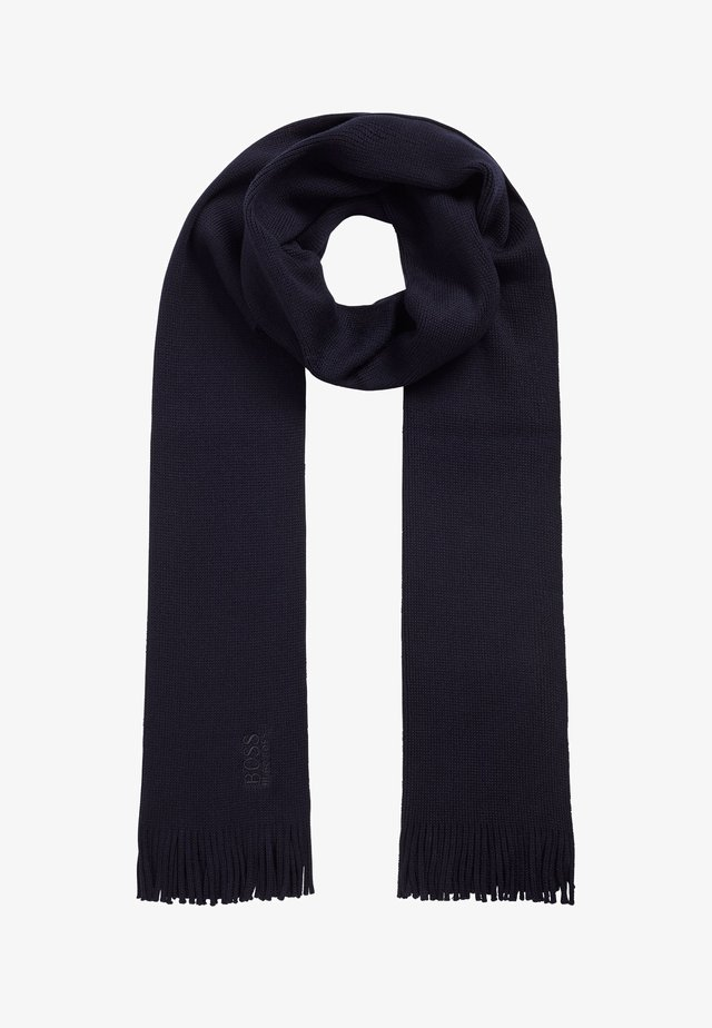 ALBAS - Scarf - dark blue