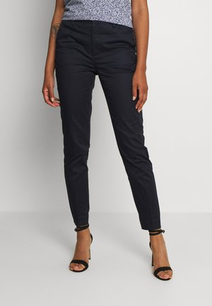 BELL STRUCTURED - Chinos - night