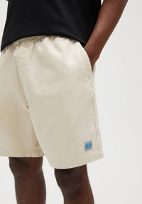 PULL&BEAR - Denim shorts - beige - 4