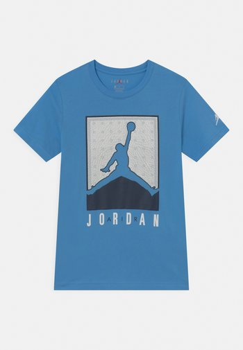 LUXE  - T-shirts med print - university blue