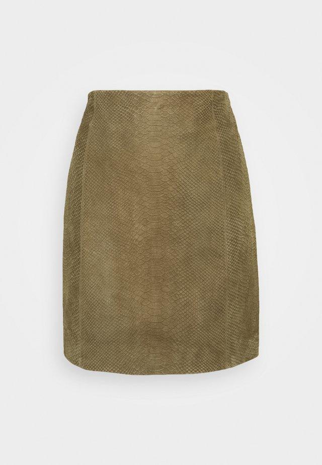 ELECTRA - Mini skirts  - kalamata