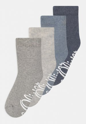 ORIGINAL 4 PACK - Ponožky - jeans melange