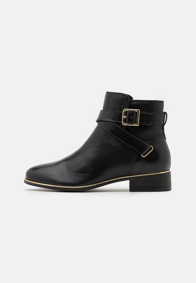 ELLE - Bottines - black